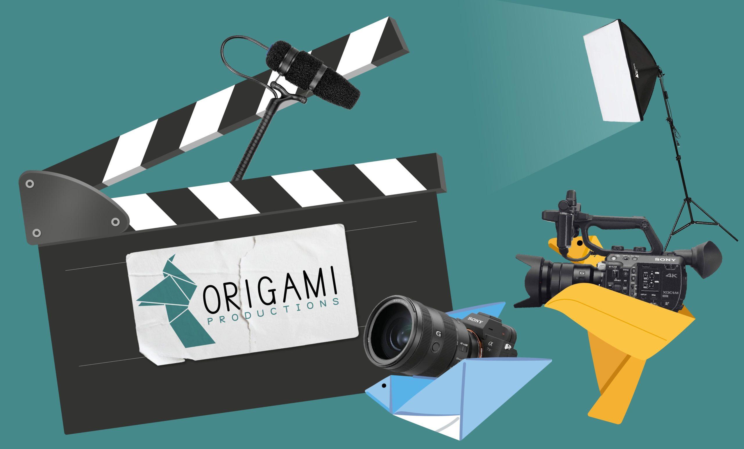 Les Licornes Barbues - Origami Productions Arles